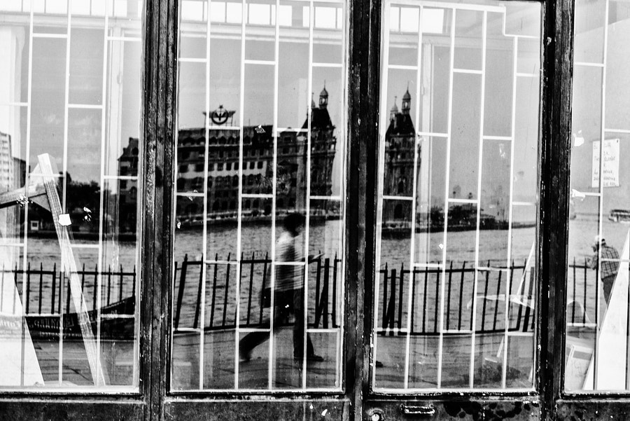 Haydarpasa reflection