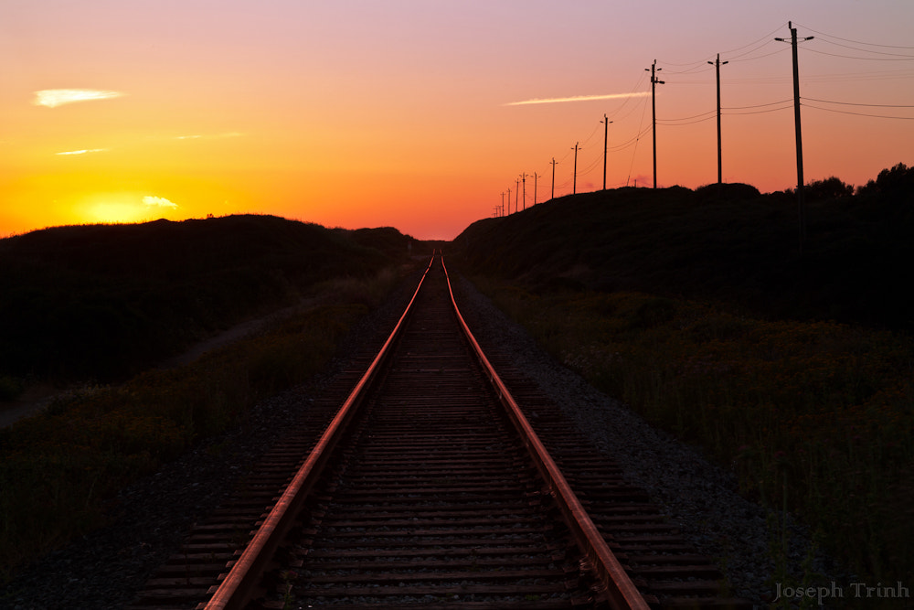 Photograph Railway To The Light by Joseph Trinh on 500px