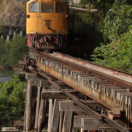Tham Krasae Bridge