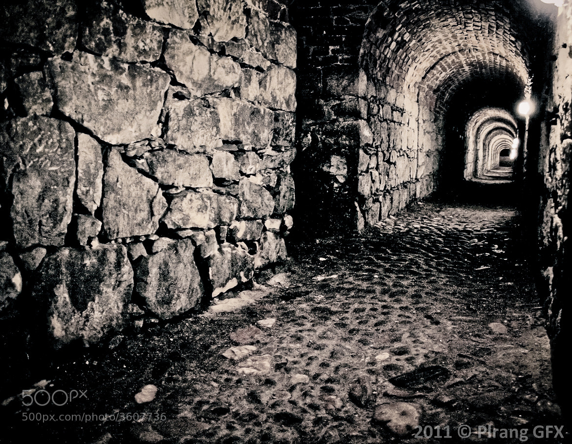Photograph Dungeons in Klodzko by Plrang Gfx on 500px