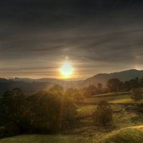 Lakeland Sun Dogs by Mark Wycherley (Mark_Wycherley)) on 500px.com