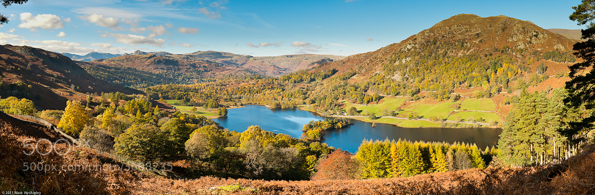 Photograph Rydal Water in Autumn by Mark Wycherley on 500px