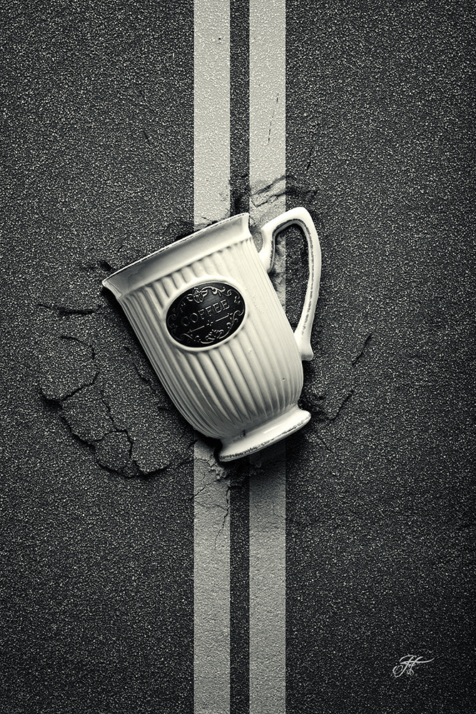 Photograph Hit me with a coffee. by Felix Hernandez Rodriguez on 500px