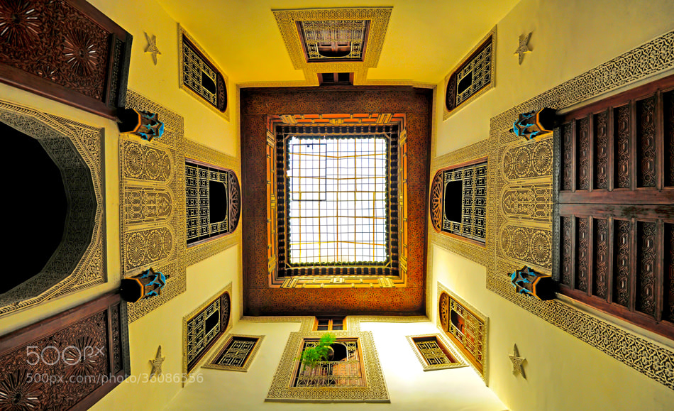 Photograph * Riad marocain * by clement jousse on 500px