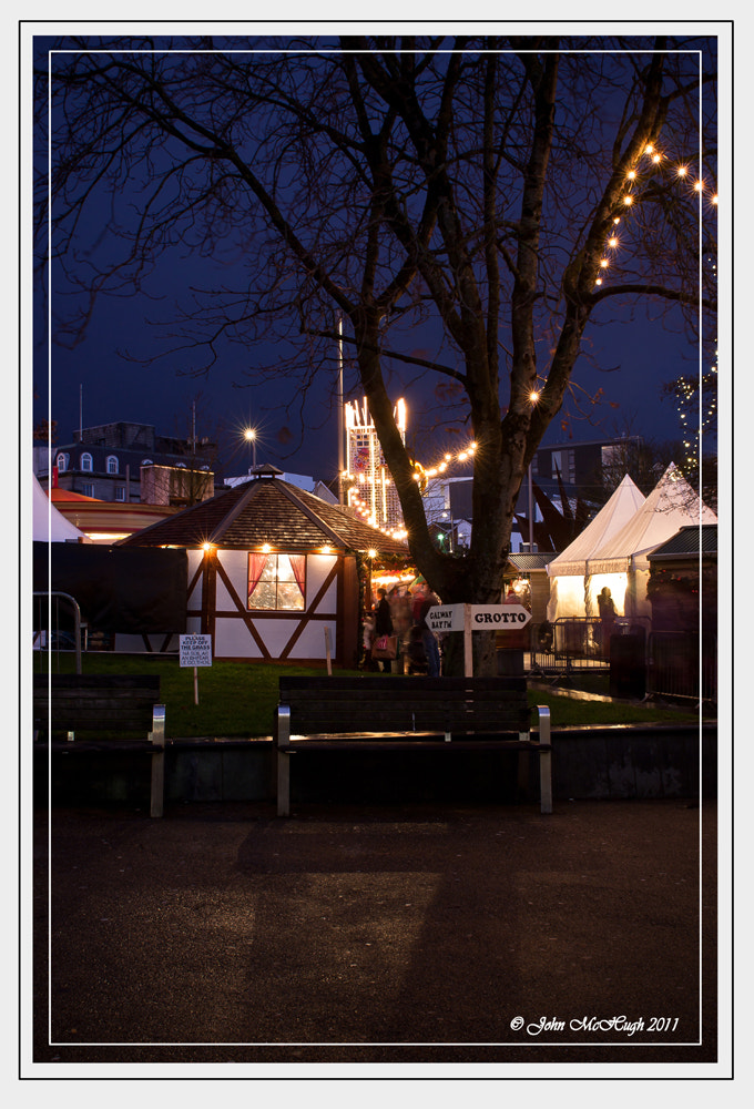 Photograph Christmas Market. by John McHugh on 500px