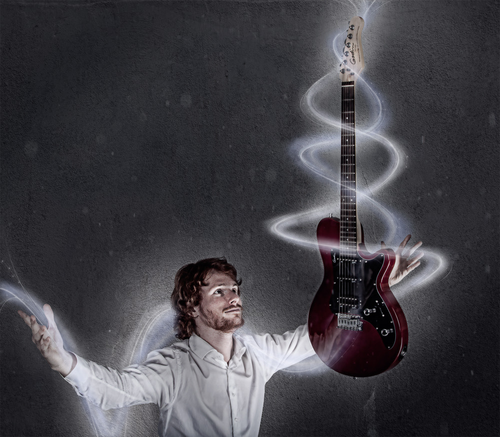 Photograph magic of sound by Max Nimmertreu on 500px