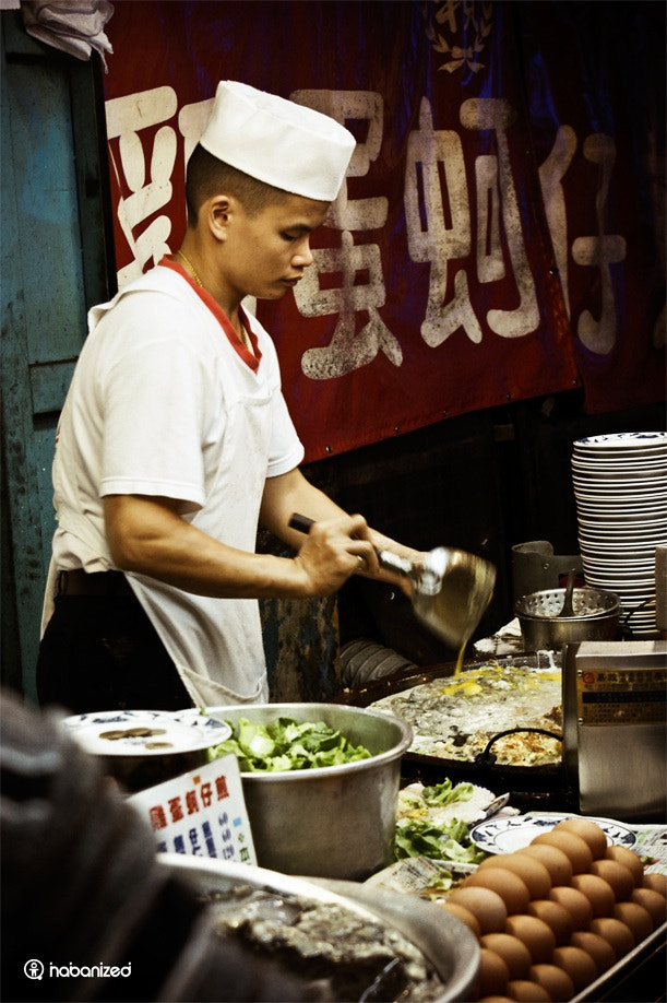 Photograph Street chef by Eugene W on 500px