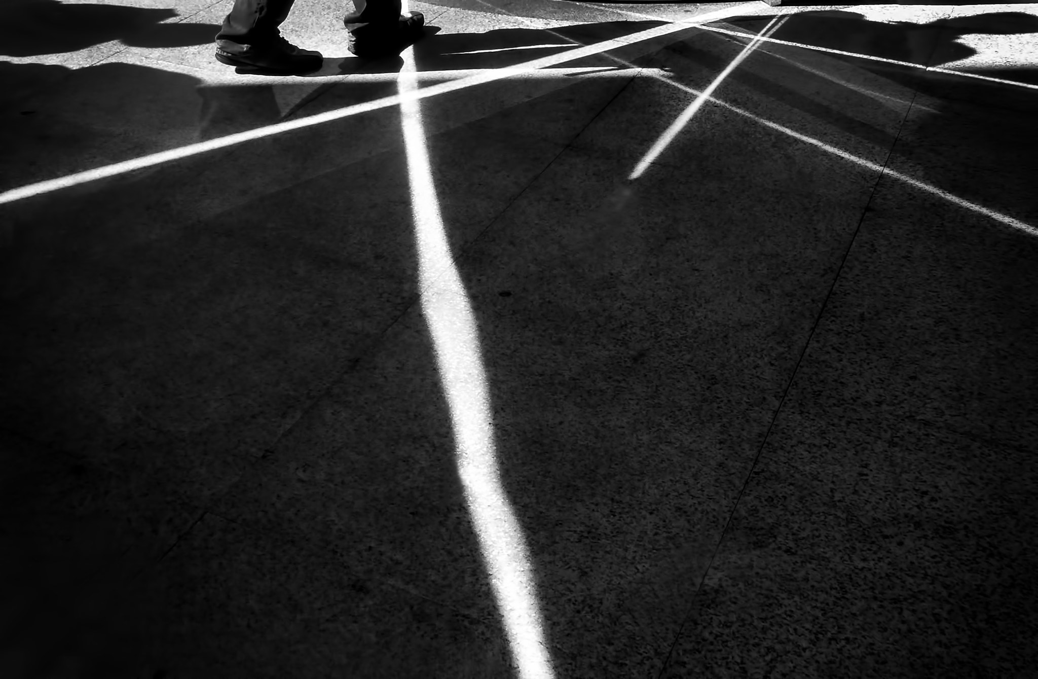 Photograph Streaks and Shadow by Henry Wong on 500px