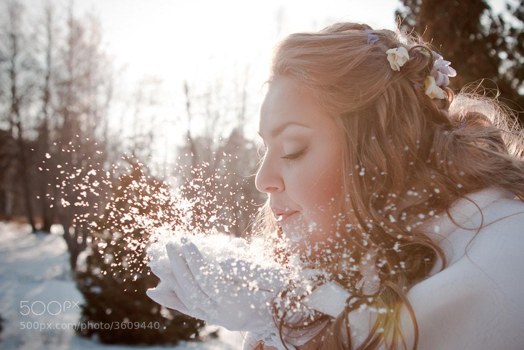 Photograph Bride by Kseniya Fedorova on 500px