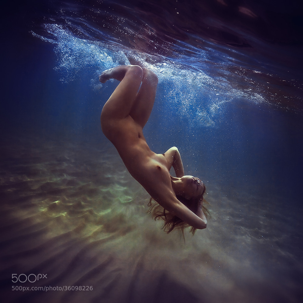Photograph  Relax Under Water by Dmitry Laudin on 500px