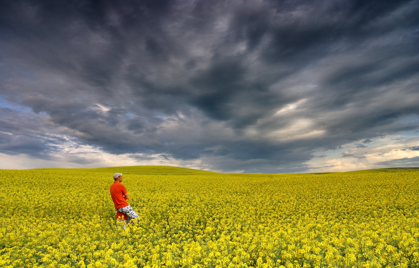 Photograph Waiting for Rain by Lukas Zugaj on 500px
