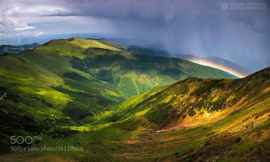 Photograph Over the rainbow by Adrian Petrisor on 500px