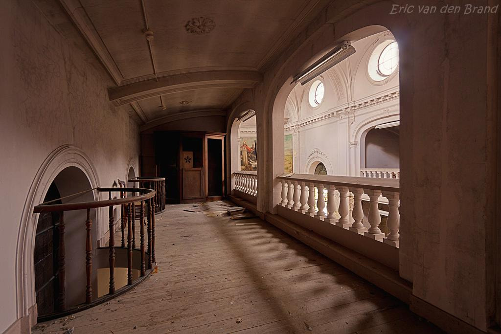Photograph Abandoned Balcony by Eric B on 500px