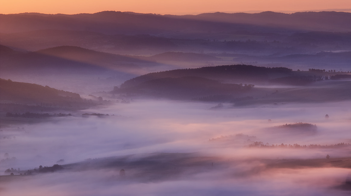 Photograph misty mountains by Lukasz Lewandowski on 500px