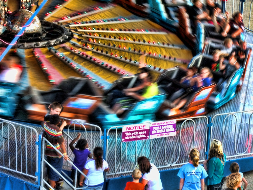 Photograph In A Whirl by Deborah Walker on 500px