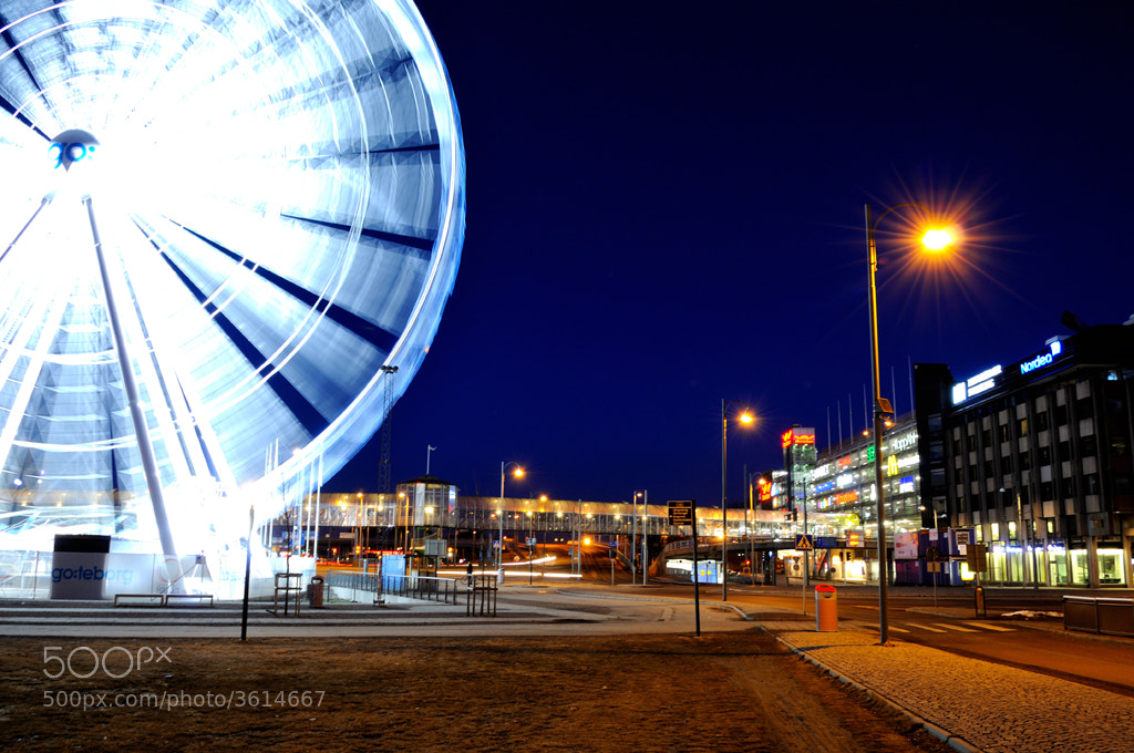 Photograph Wheel of Gothenburg... by Almqvist Photo on 500px
