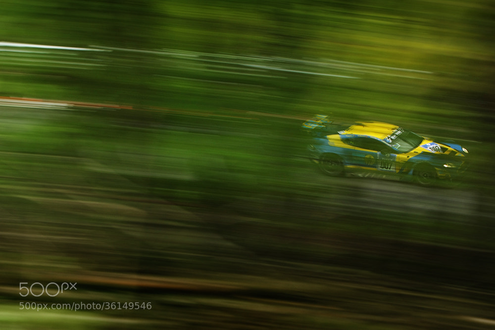Photograph Aston Martin Vantage GT3 007 by Konstantinos Sidiras on 500px