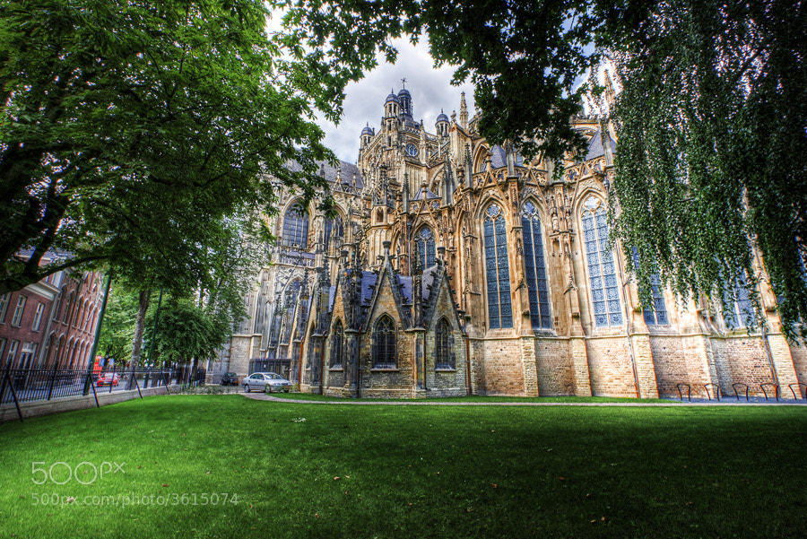 Sint Janskathedraal by Patrick Ahles (pahles)) on 500px.com