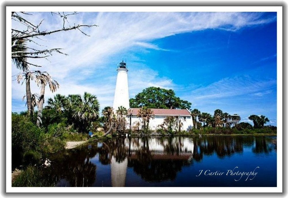 Photograph St Marks Lighthouse by Jerome Cartier on 500px