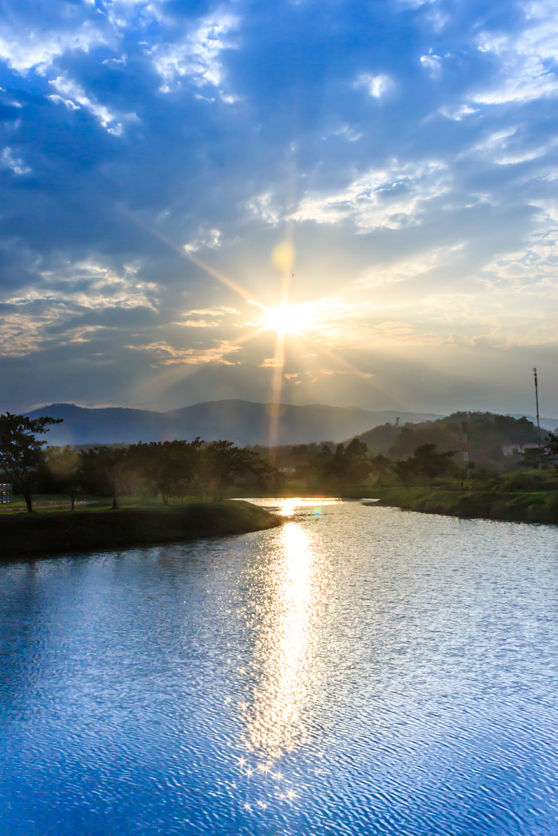 Photograph Shine bright on the water by Chiz Jung on 500px