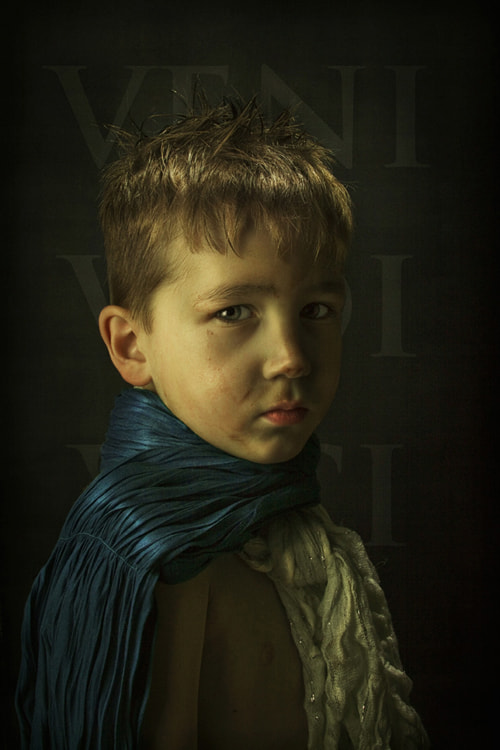 Photograph Young Caesar by Ruadh DeLone on 500px