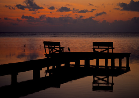 Photograph Sunrise on the Cayes by martin spragg on 500px