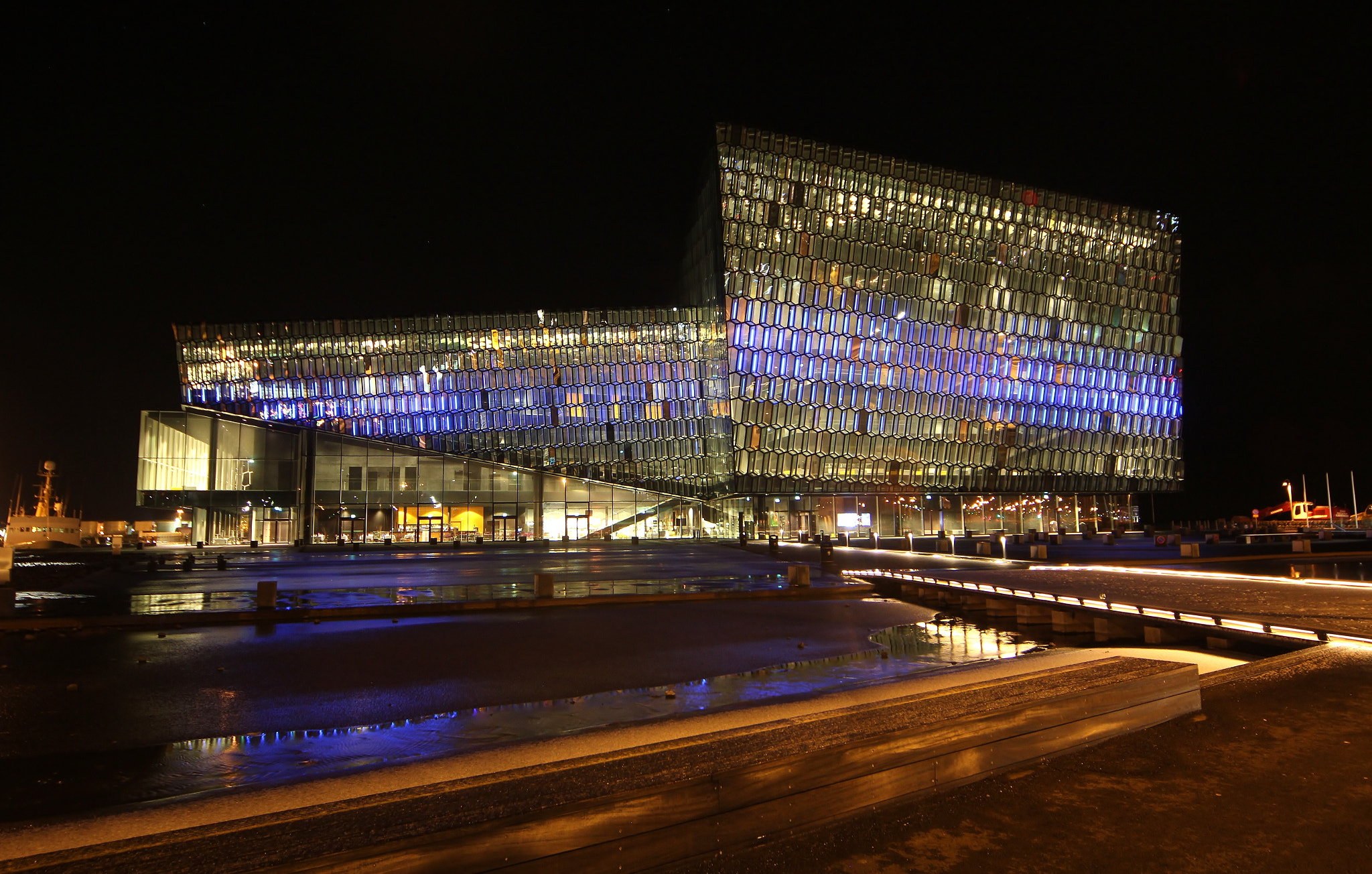 Photograph Harpa by Nora 80 on 500px