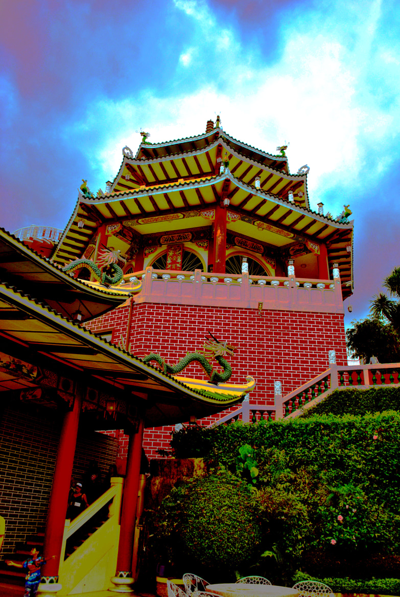 Photograph Taoist Temple by St M.A.C. Photography on 500px
