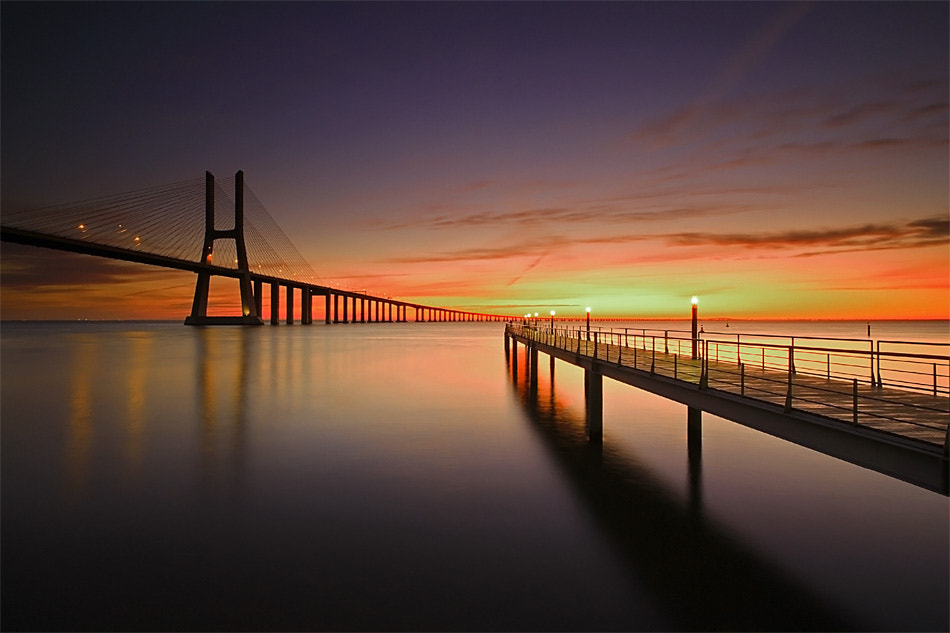 Photograph Dawn by Miguel Antunes on 500px