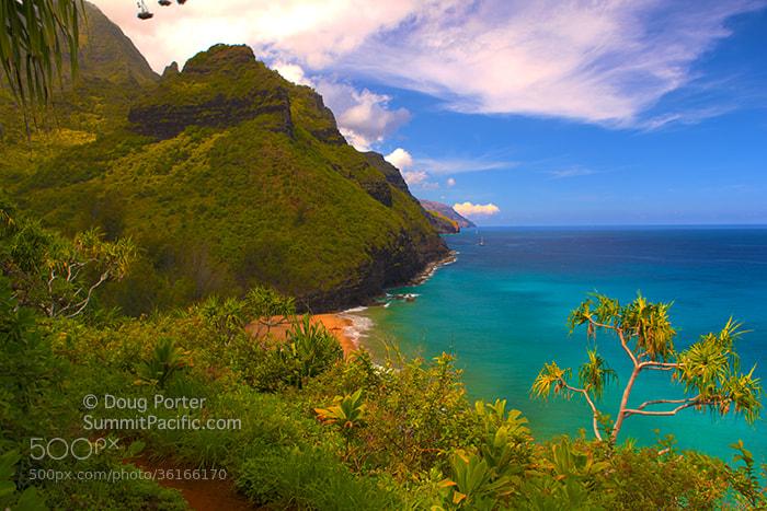Photograph Hanakapiai Beach  by Doug Porter on 500px