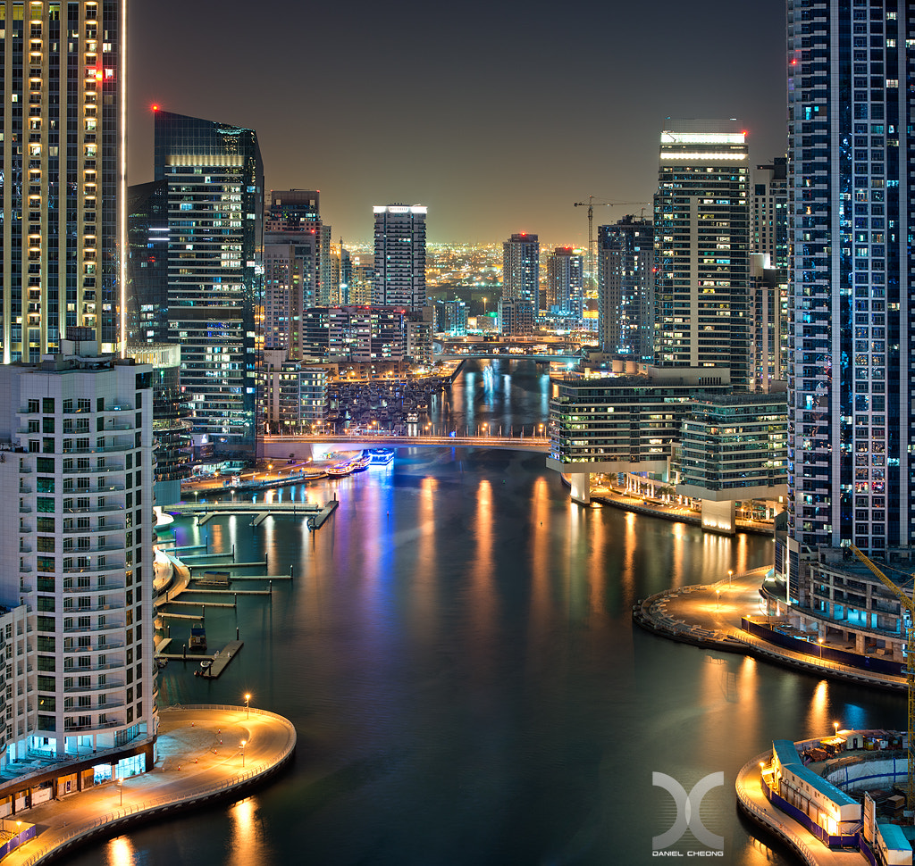 Photograph Marina Canyon by Daniel Cheong on 500px
