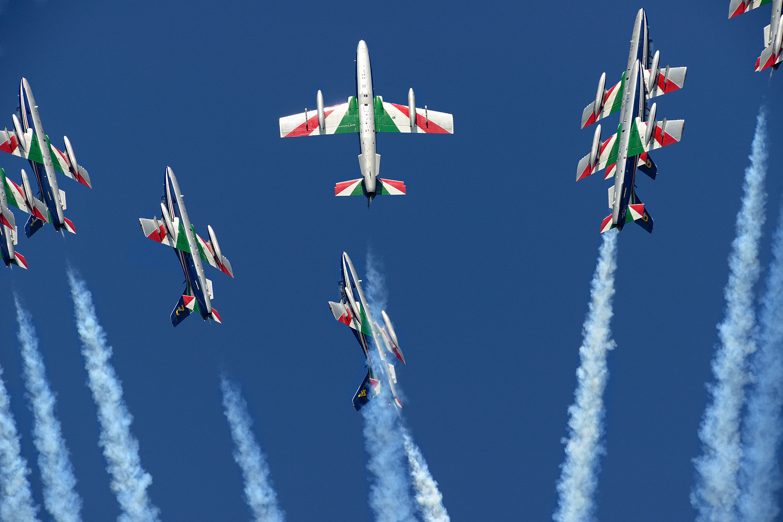 Photograph FRECCE TRICOLORI by Alexis FEUILLIN on 500px