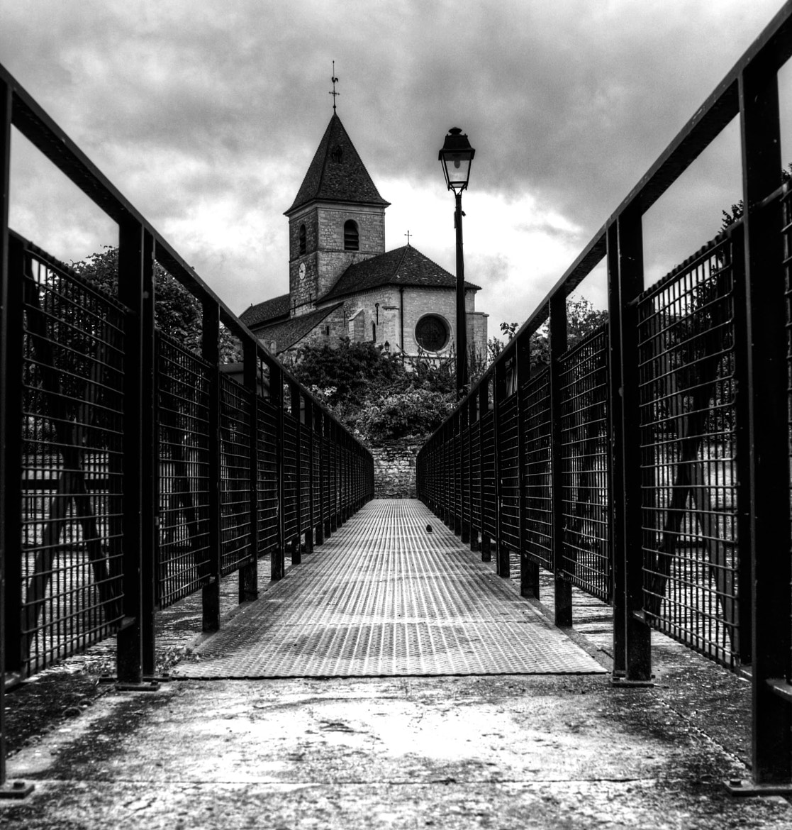 Photograph Straight to the church  by Maxime  Lamboley on 500px