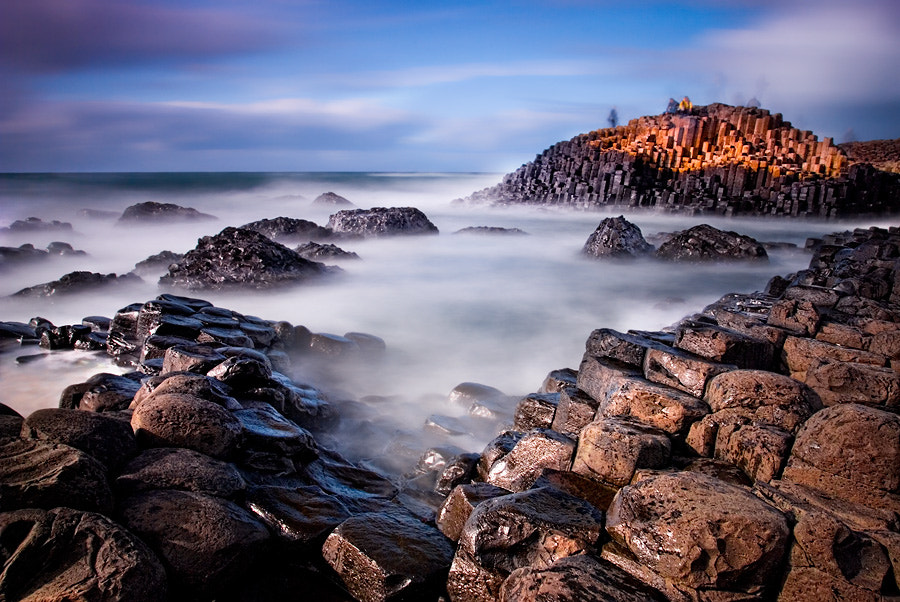 Photograph Ghosts of Giant's Causeway by Lukasz Maksymiuk on 500px