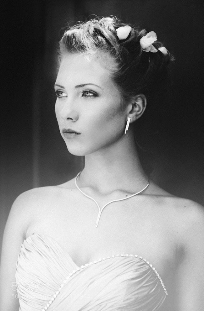 Photograph Portrait of Kamelia II by Kiril Stanoev on 500px