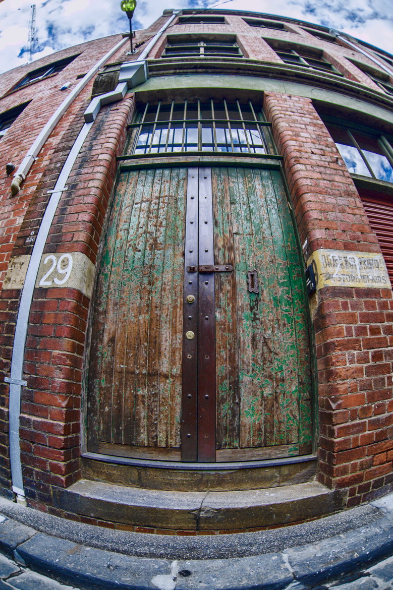 Photograph Door 29 by Randy Dickens on 500px