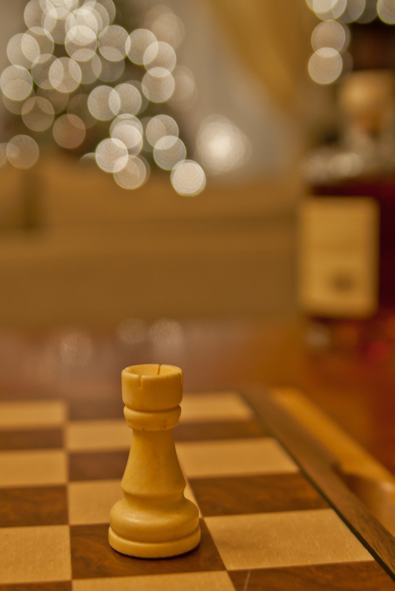 Photograph Christmas Chess by Ray Thomas on 500px