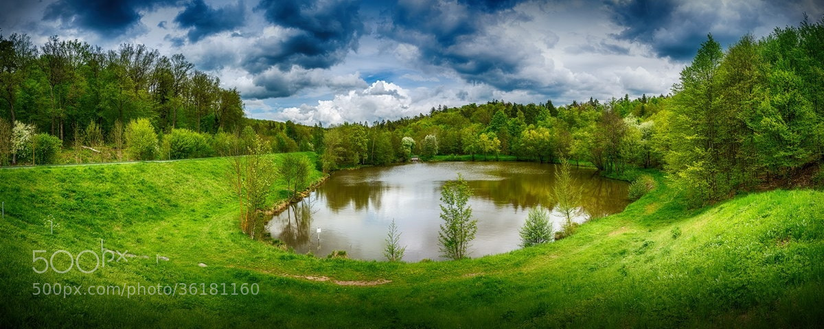 Photograph Diebskarrensee by Ralf Schick on 500px