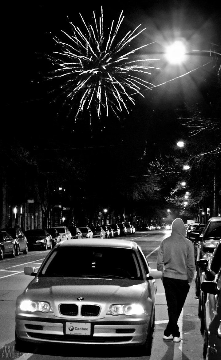 Photograph Fireworks by Michael Vesia on 500px