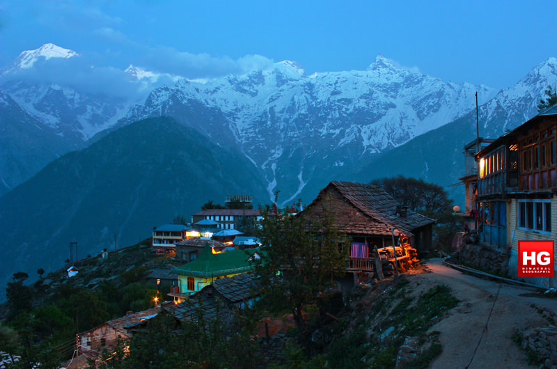 Photograph Kalpa, The Himalayan Village, India by Himachal Geographic on 500px