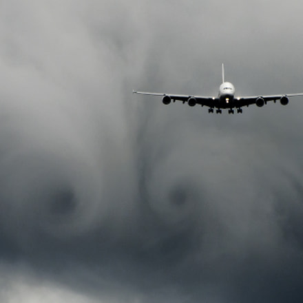 A380 wake