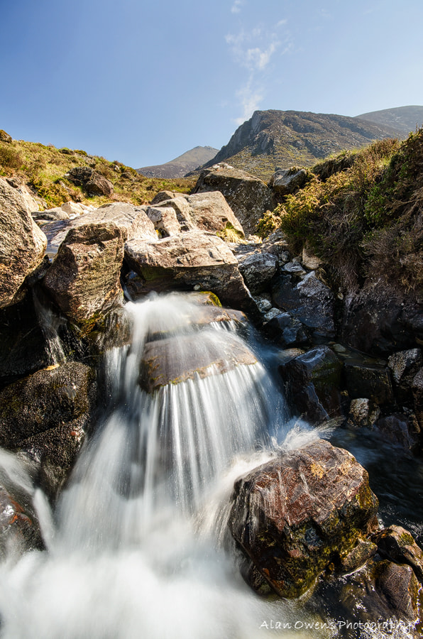 Photograph Into the Mourne Mountains by Alan Owens on 500px