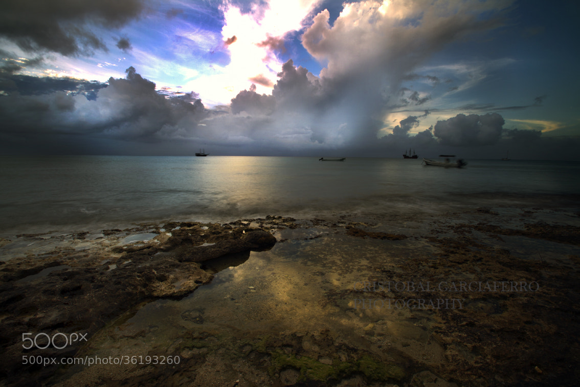 Photograph boats and sunset by Cristobal Garciaferro Rubio on 500px