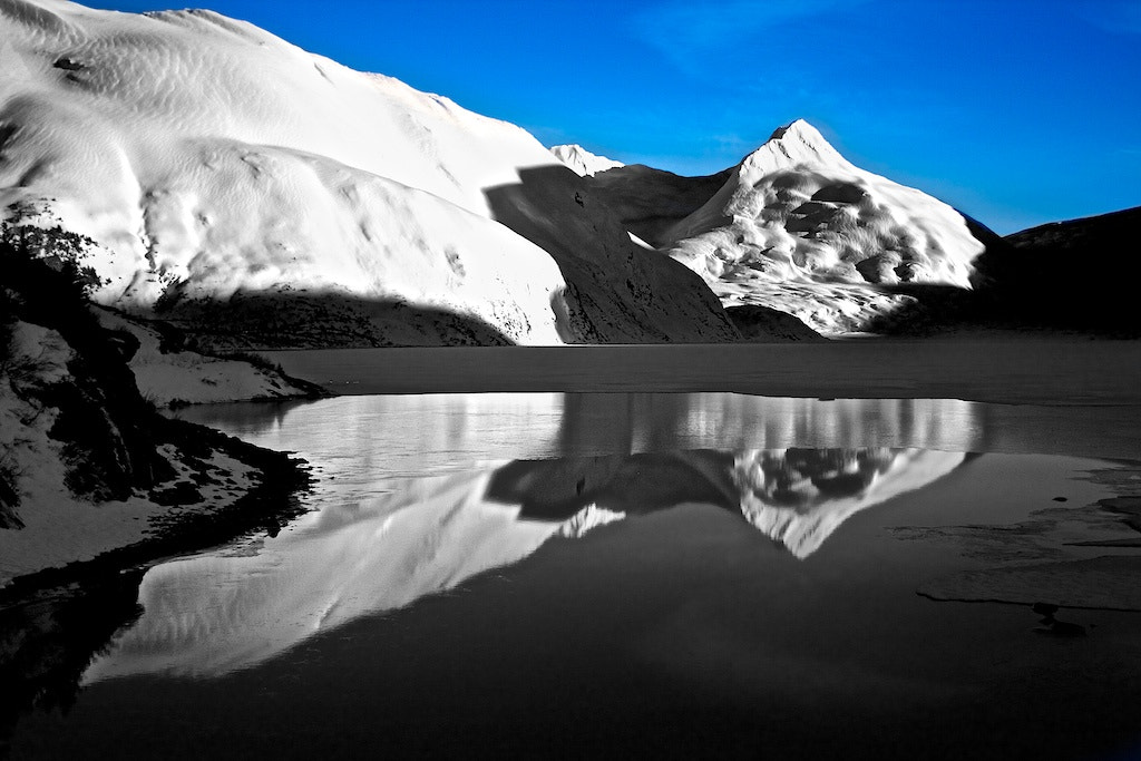 Photograph Portage Lake by Buck Shreck on 500px