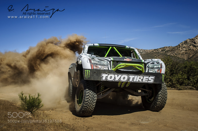 Photograph Baja 500, Baby! by E. Araiza on 500px