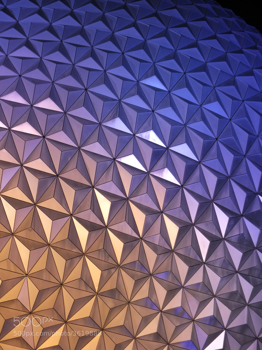 Photograph Epcot by Joseph Calev on 500px