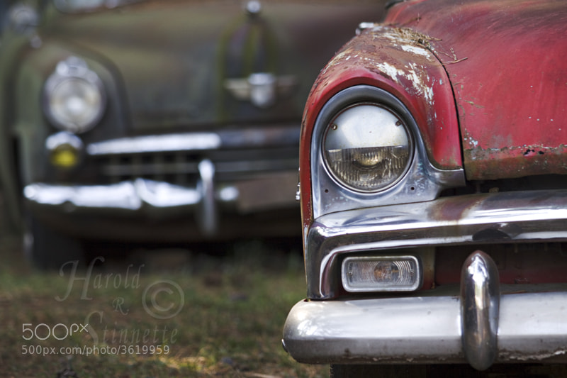 Photograph Past Racing by Harold Stinnette on 500px