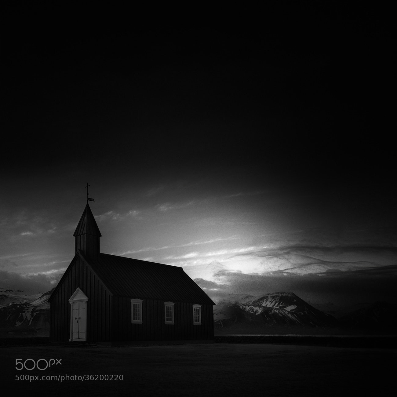 Photograph ⁜ The Black Church by Andy Lee on 500px