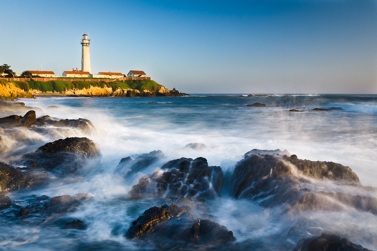 Photograph Evening Light at Pigeon Point Lighthouse by Stefan Bäurle on 500px