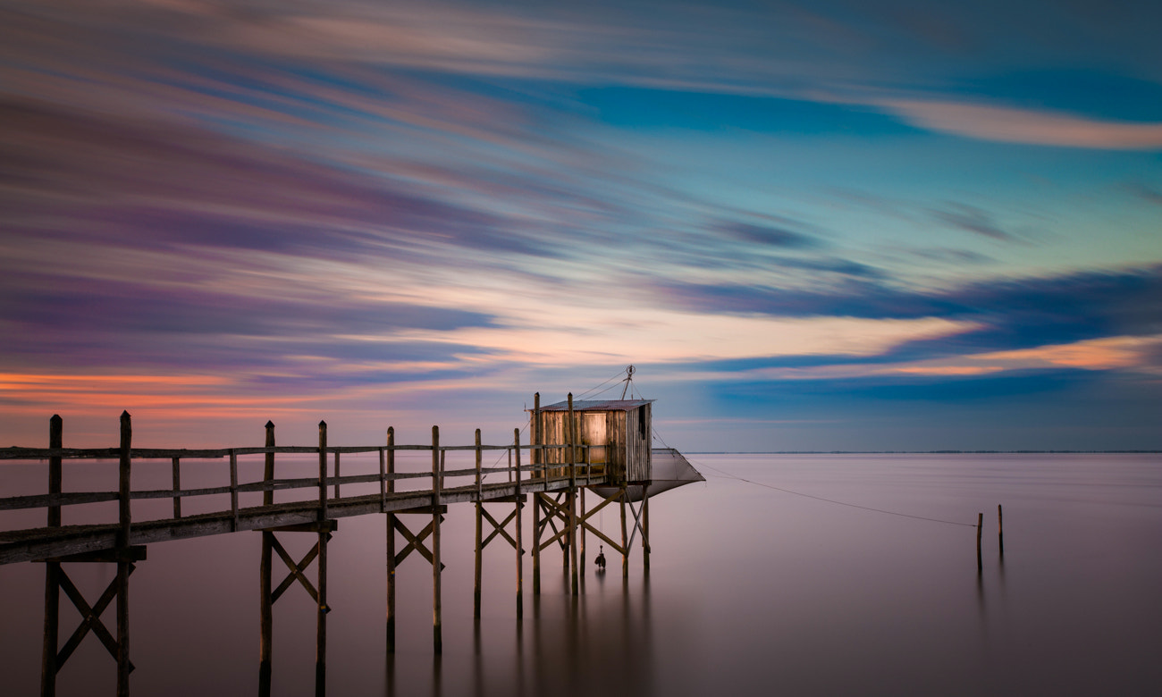 Photograph Stilt Huts by Billy Currie on 500px